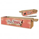 Sausage box with knife - Happy Thérapie