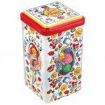 Chupa Chups lollipop Tin box