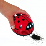 Mini table Vacuum Ladybug