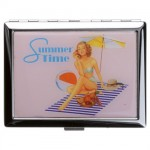 Summer Time Cigarette Case