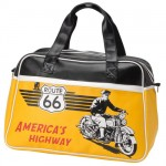 US Route 66 America&#39s Highway bowling bag