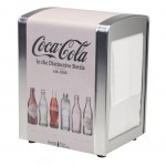 Coca Cola paper towel dispenser