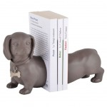 Achshund bookend