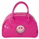 Happy Colors Love bowling bag