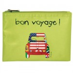 Bon Voyage cosmetic bag