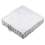 Cotton Floor Cushion 45 cm - Eliane