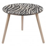 BURUNDI round side table