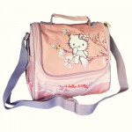 Snack bag Hello Kitty Cherry Blossom Pink