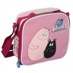 I Love Barbapapal picnic bag