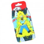 Homer Simpsons high voltage mobile sock