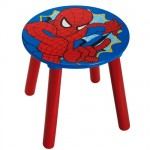 Spiderman stool