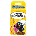 Caliméro Z&#39adore telephoner mobile sock