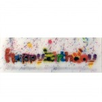 Bookmark Lenticular Happy Birthday