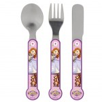 Princess Sofia toddler flatware set