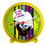 Calimero Yellow alarm clock