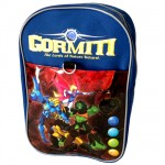 Gormiti blue backpack