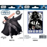 Star Wars Darth Vader stickers
