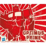 Transformers Optimus Prime Mousepad
