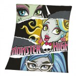 Monster High Lagoona Blue Polar Blanket