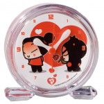 Small Pucca alarm clock