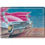 Cadillac small metal plate