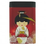 Little Geisha Red Tea Box