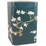 Cherry blossoms green Tea Box