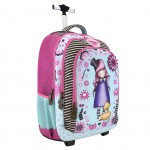 Trolley Backpack - The Dreamer - Gorjuss