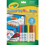 Crayola coloring album