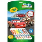 Cars Crayola Set Color by number