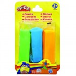 Set of 3 classic sticks of modeling clay by Play-Doh