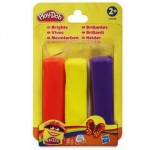 Set of 3 sticks of modeling clay by Play-Doh