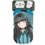 Gorjuss phone cover blue