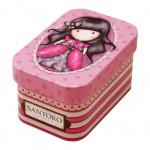 Small Tins box Gorjuss - Ladybird