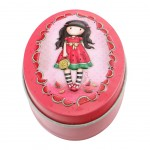 Small Tins box Gorjuss -  Every Summer Has A Story