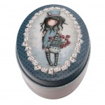 Small Tins box Gorjuss - The Hatter