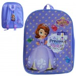 Sofia the First little backpack