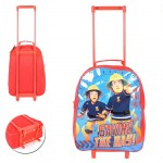The Fireman Sam Trolley Bag
