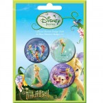 Fairies 4 badges set