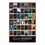 Game of Thrones Episodes Poster