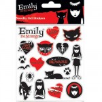 Emily the strange Sticker