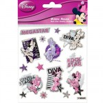 Minnie Mouse little stickers gel