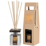 Heart and Home eco-friendly stick diffuser - Geranium - Oud Wood