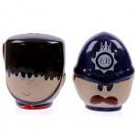 Policeman and Guardsman Salt and Pepper