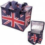 Union Jack Woven cool bag lunch box
