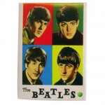 Beatles Vintage metal magnet