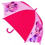 Minnie Mouse Fuschia umbrella