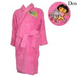 Dora the Explorer Bathrobe size 2-4 years