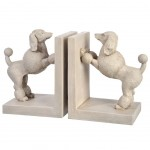 Bookend Poodles