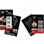 Set of 3 rubbers WWE